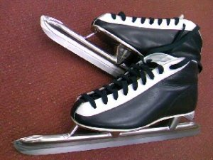 スピード スケート 靴